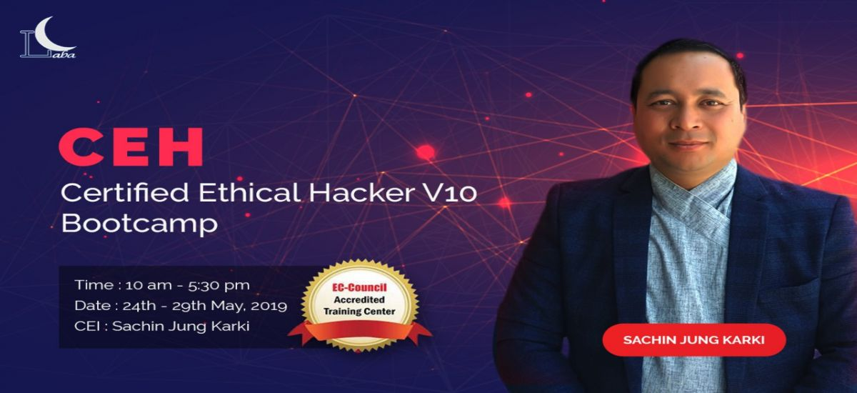 Certified Ethical Hacker (CEH) V10 Bootcamp | LABA
