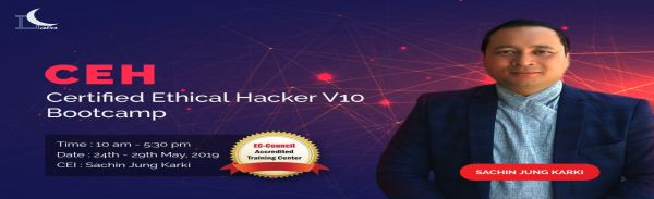 Certified Ethical Hacker (CEH) v10 Bootcamp