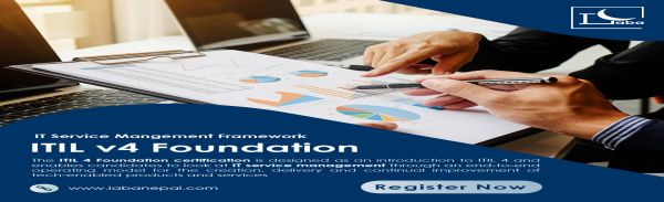 26th Training Workshop on ITIL 4 Foundation Training and Certification