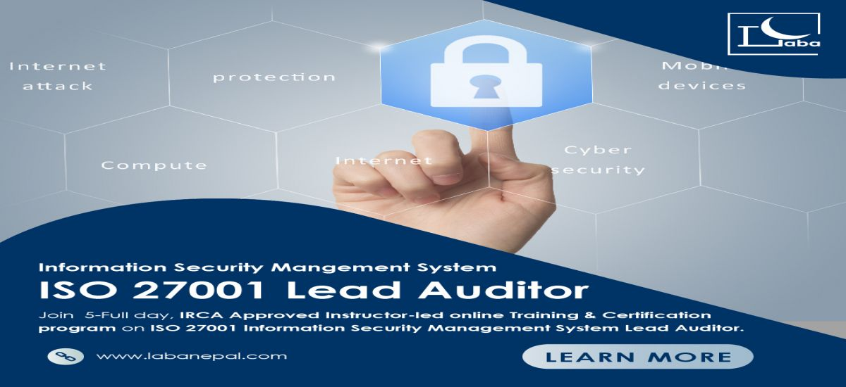 5th Certified ISO 27001 Lead Auditor (ISO 27001:2013)