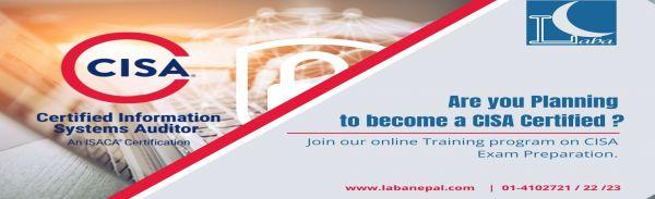 9th Online Live CISA Training Program
