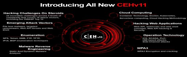 CEH v11 Training and Certification Session