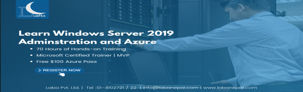 Windows Server 2019 Administration with Azure